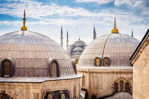 Few cities in the world can match Istanbul - Credit: GETTY