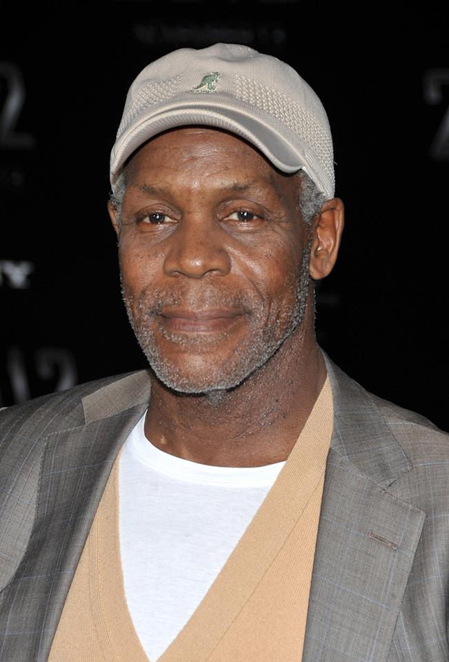 """<a href=""""http://movies.yahoo.com/movie/contributor/1800019112"""">Danny Glover</a> at the Los Angeles premiere of <a href=""""http://movies.yahoo.com/movie/1810045661/info"""">2012</a> - 11/03/2009"""