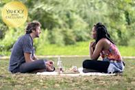 """<p><a rel=""""nofollow"""" href=""""https://www.yahoo.com/movies/tagged/jessica-williams"""" data-ylk=""""slk:Jessica Williams"""" class=""""link rapid-noclick-resp"""">Jessica Williams</a> (best known as a former <a rel=""""nofollow"""" href=""""https://www.yahoo.com/tv/tagged/the-daily-show"""" data-ylk=""""slk:Daily Show"""" class=""""link rapid-noclick-resp""""><em>Daily Show</em></a> correspondent) <a rel=""""nofollow"""" href=""""https://www.yahoo.com/movies/sundance-report-jessica-williams-on-leaving-the-daily-show-for-the-buzzy-jessica-james-her-star-wars-dream-role-and-more-151853445.html"""" data-ylk=""""slk:received raves at Sundance;outcm:mb_qualified_link;_E:mb_qualified_link;ct:story;"""" class=""""link rapid-noclick-resp yahoo-link"""">received raves at Sundance</a> for the title performance in this low-key yet hilarious comedy, about a young New York playwright struggling to move past a bad breakup. (Photo: Netflix) </p>"""