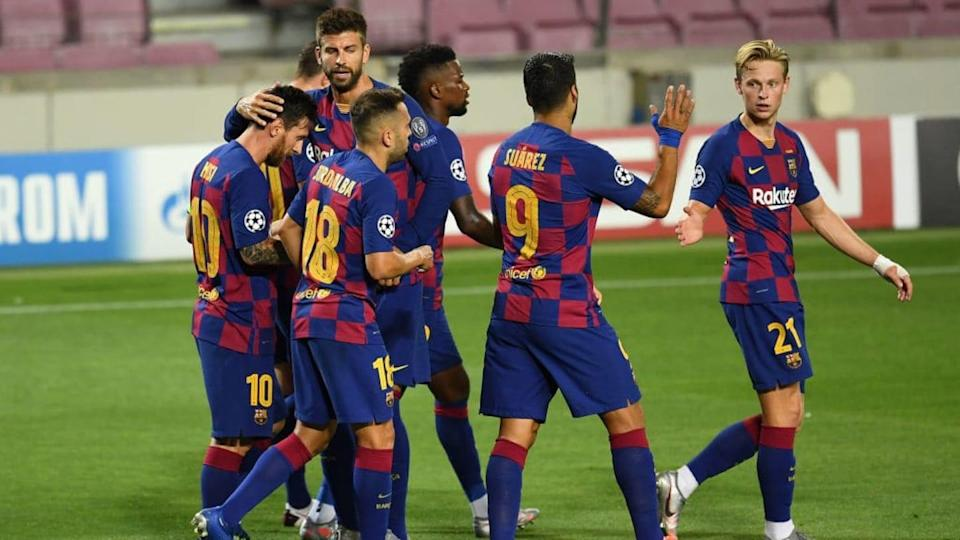 FC Barcelona v SSC Napoli - UEFA Champions League Round of 16: Second Leg | David Ramos/Getty Images