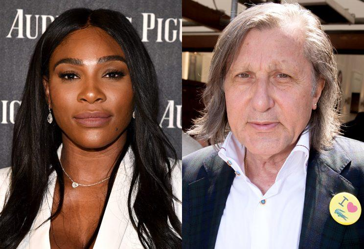 Serena Williams has fired back at Ilie Nastase. (Photo: Getty Images)