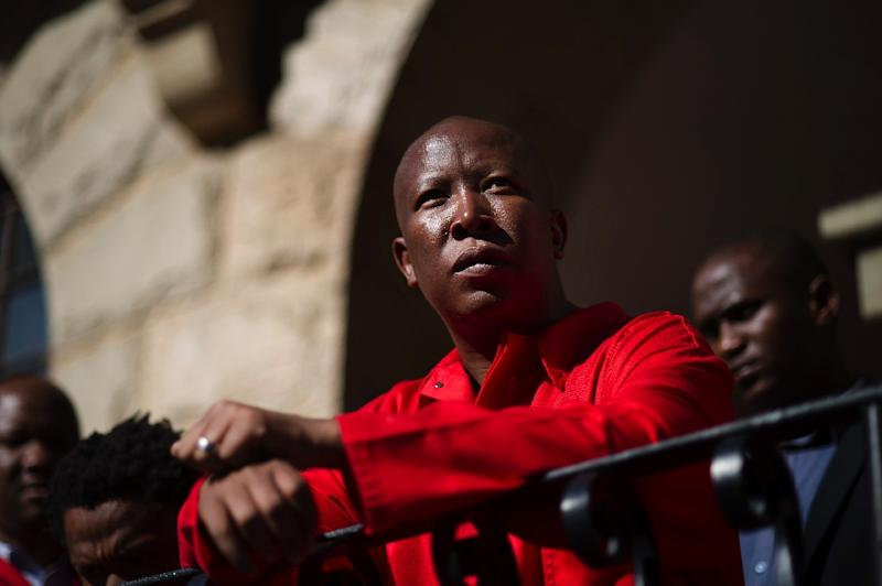 Julius Malema left South Africa's ANC to form the radical Economic Freedom Fighters - now ANC leader Cyril Ramaphosa wants him back on board