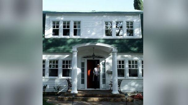 PHOTO: The home located at 1428 N Genesee Avenue in Los Angeles, from the film 'A Nightmare on Elm Street.' (Zillow Listings)