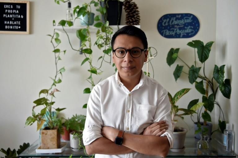 Landscape architect Armando Maravilla gained tens of thousands of followers on Twitter with his advice about keeping plants