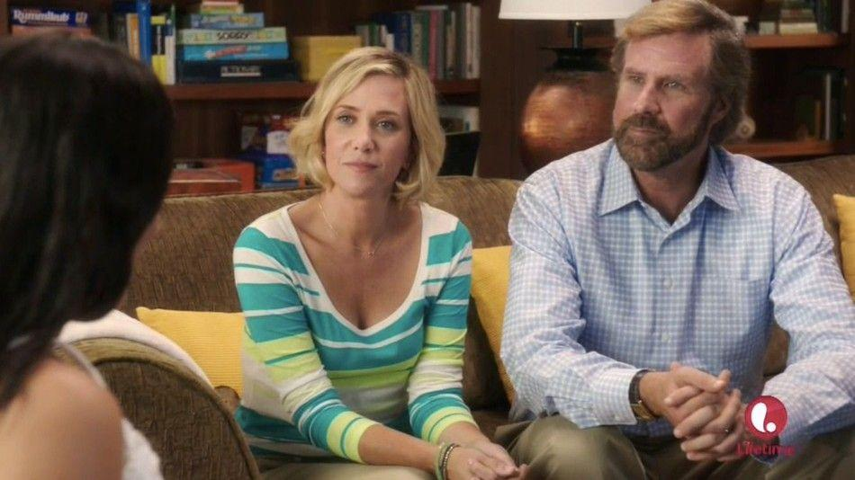<p>Kristen Wiig is the second part of that couple in <em>A Deadly Adoption</em>, starring alongside Ferrell. It was pretty shocking that these two incredibly successful comedians decided to make a Lifetime movie, but they made it work. </p>