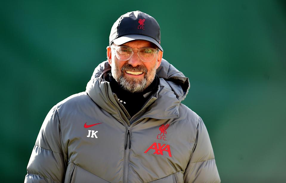 Klopp is used to bouncing back from defeats and setbacks (Getty)