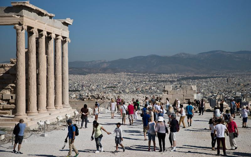 Emerging from the ruins? Europe looks set to grow - AP