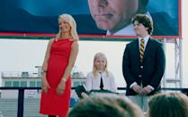 """Katherine LaNasa in Warner Bros. Pictures' """"The Campaign"""" - 2012"""