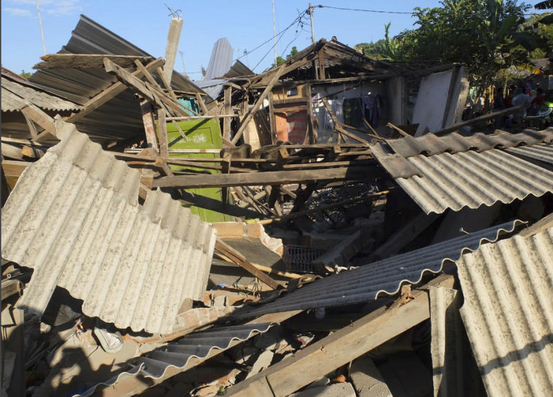 The death toll on Lombok from the earthquake stands at 82 and is still rising. Source: AAP