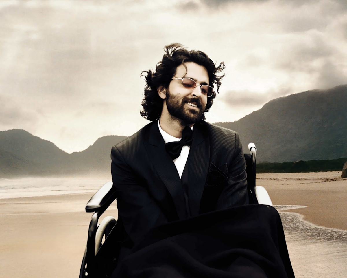 Guzaarish : Hrithik Roshan was playing a paraplegic and he had to go through intense method acting to get this role right.