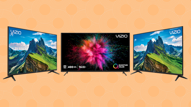 The best deals on VIZIO 4K TVs are here! (Photo: Walmart/Yahoo Lifestyle)