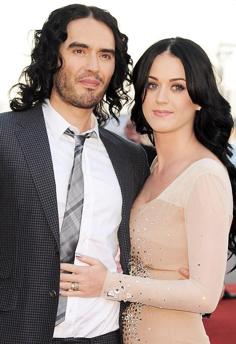 "Russell Brand Blames Katy Perry Divorce on ""Incompatibility"""