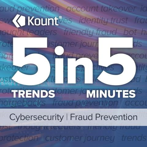 Kount Launches New Podcast that Breaks Down the Latest Trends in Fraud, Digital Identity, eCommerce and Cybersecurity
