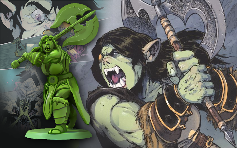 RAT QUEENS: TO THE SLAUGHTER Board Game Adds Braga in First Expansion (Exclusive Preview)_1