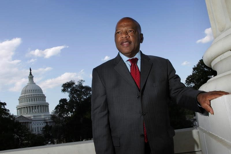 Success of Ginsburg film inspires CNN look at John Lewis