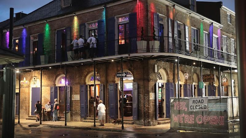 Shooting Near New Orleans' French Quarter Injures 11