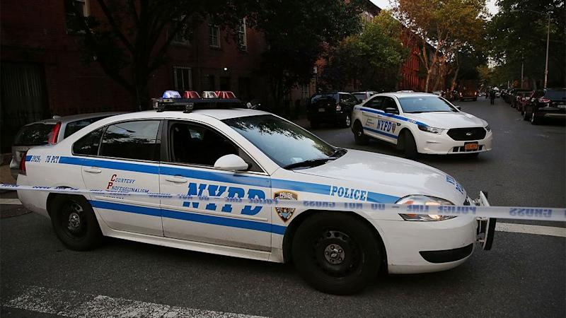 NYPD stormed the Brooklyn home after learning of the teenager's trip to the US. Source: Getty