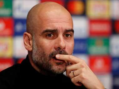 Premier League: 'Players should go in the fridge,' says Manchester City boss Pep Guardiola about gruelling Christmas schedule