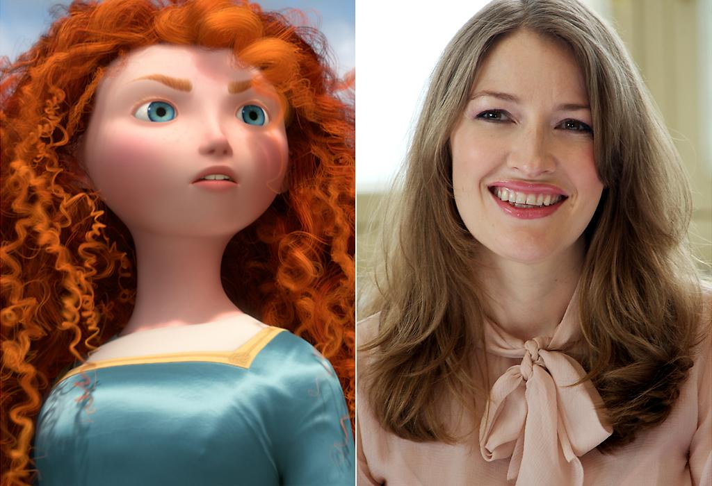 Brave: Merida –Kelly MacDonald