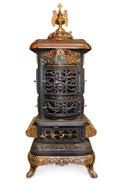 <p><strong>What it was worth (1986):</strong> $3,500</p><p><strong>What it's worth now: </strong>$5,000</p><p>This antique stove is quite a bit bulkier and much more intricate than today's models, but it will no doubt make a statement in your home.</p>