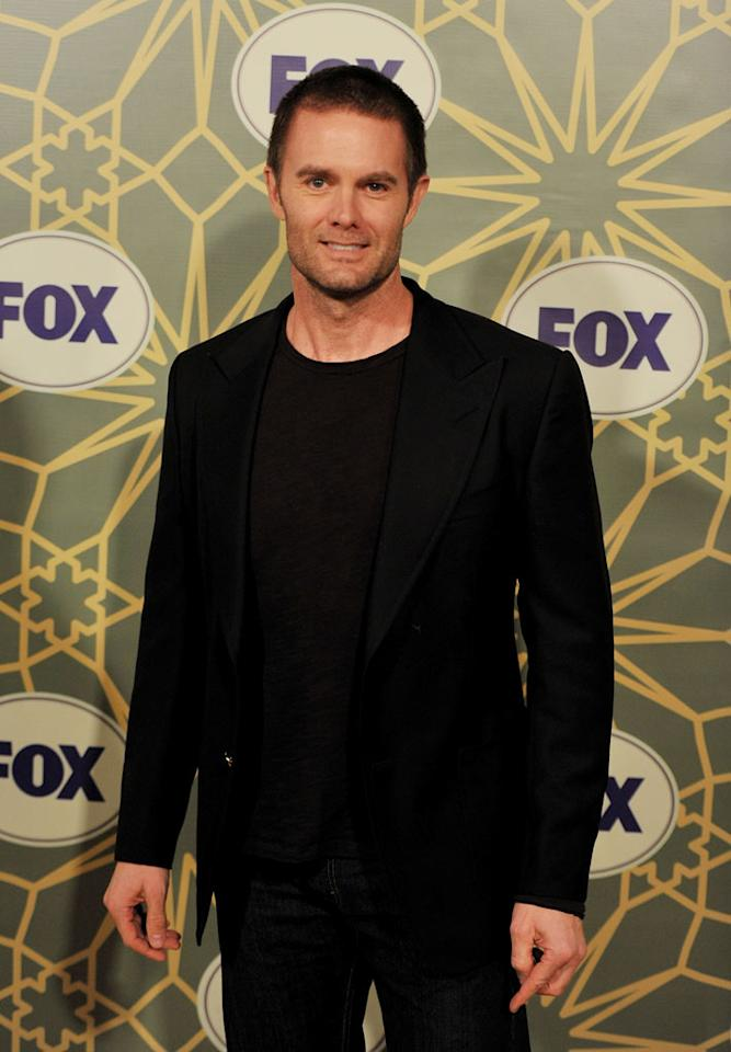 """<a href=""""/garret-dillahunt/contributor/50343"""">Garrett Dillahunt</a> (""""<a href=""""/raising-hope/show/46510"""">Raising Hope</a>"""") attends the 2012 Fox Winter TCA All-Star Party at Castle Green on January 8, 2012 in Pasadena, California."""