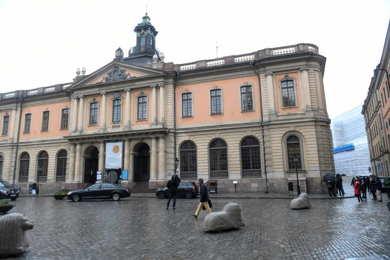 Swedish Academy hands out Nobel Literature Prize after scandal years