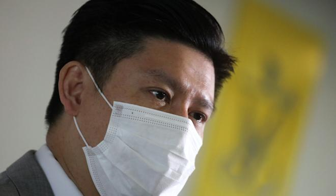 Jeremy Tam has also been asked to clarify his political views. Photo: K. Y. Cheng