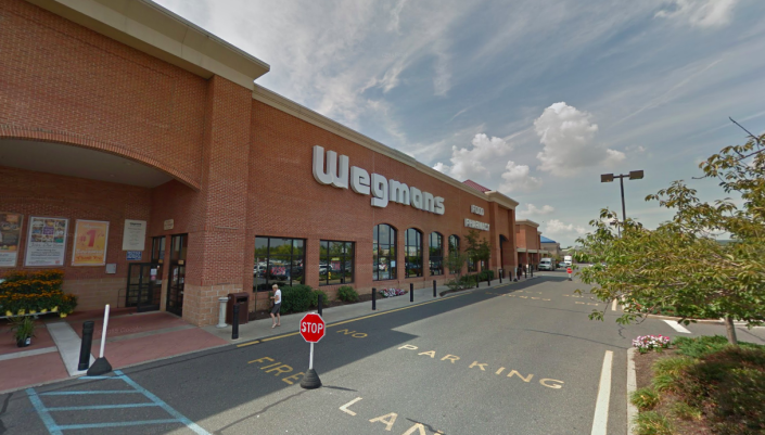 George Falcone is alleged to have coughed on a worker at Wegmans supermarket in New Jersey. (Google)