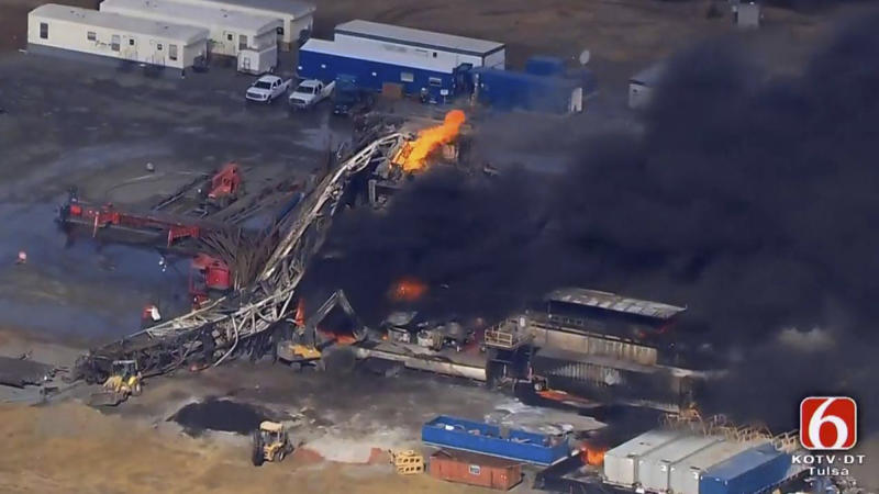 Sheriff: Remains of 5 missing gas rig workers recovered