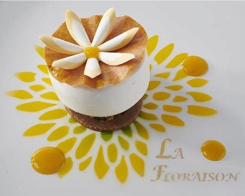 For the first time, the competition required the chefs to prepare a vegan plated dessert and Team Malaysia presented 'La Floraison.'—Picture via Instagram/Otto Tay