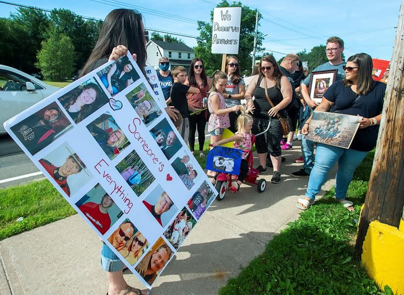 Activists will strike as calls continue for a public inquiry into N.S. massacre