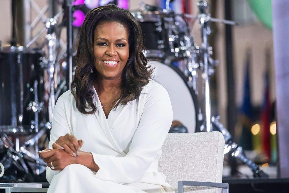 Michelle Obama on the TODAY Show.