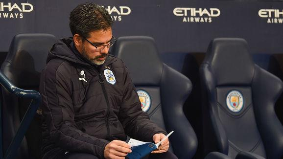 Manchester City v Huddersfield Town - The Emirates FA Cup Fifth Round Replay.