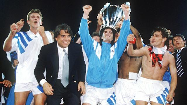 Marseille Champions League 1993