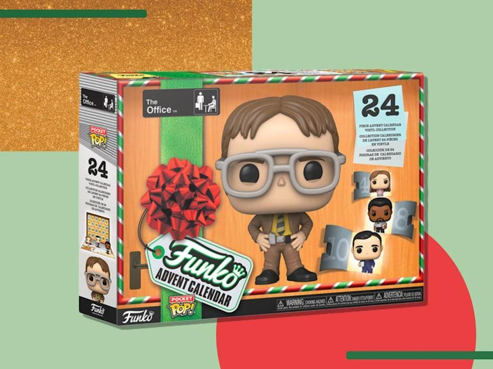 It includes 24 pocket-sized figures of the series' most beloved characters (iStock/The Independent)