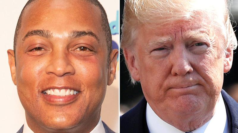 Don Lemon Taunts Donald Trump Over Broken 'Hiring The Best People' Vow