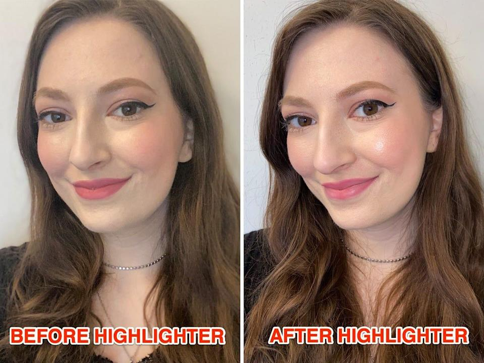 JACLYN HILL highlighter review