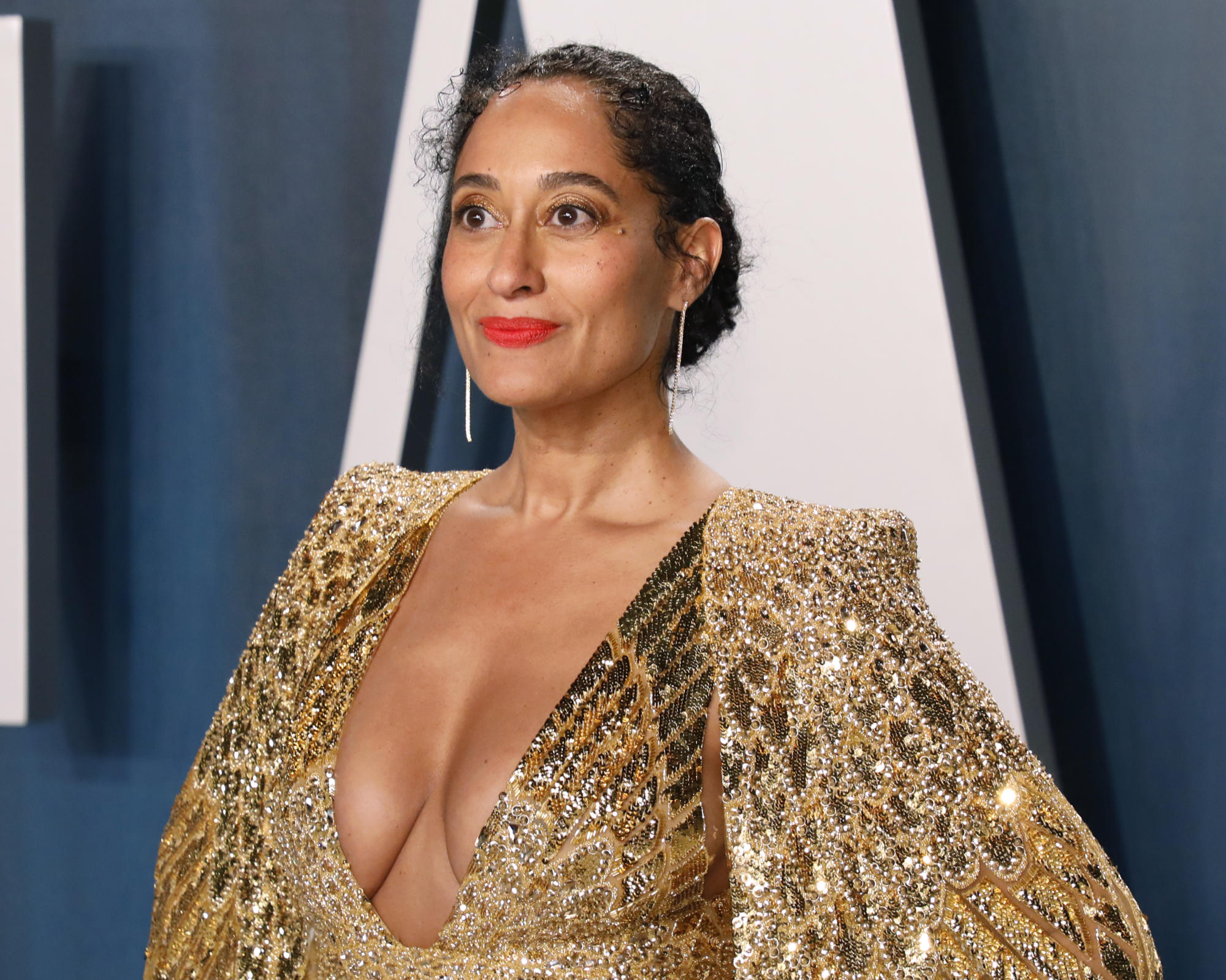 Tracee Ellis Ross practices compassion and gratitude despite pandemic weight gain