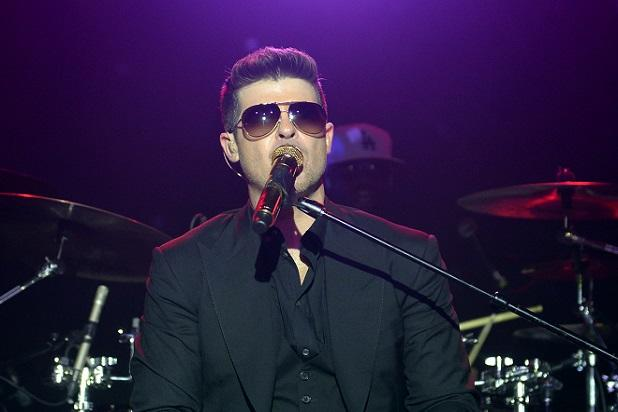 Robin Thicke Lawsuit: Marvin Gaye's Family Claims He Stole TWO Songs