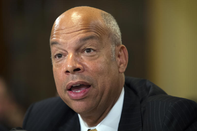 Jeh Johnson: DNC declined DHS help on Russian Federation  hack