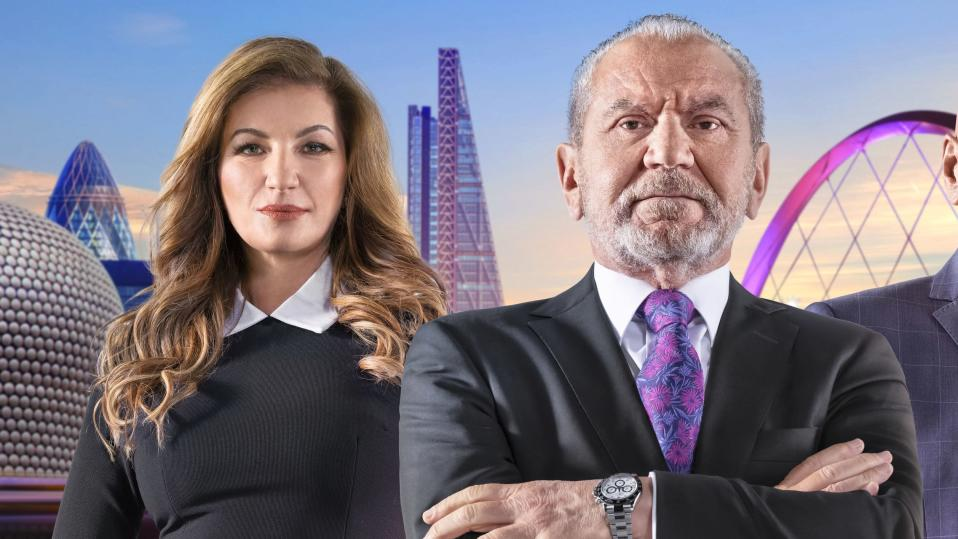 Lord Sugar said Lady Brady's position had become 'untenable'.