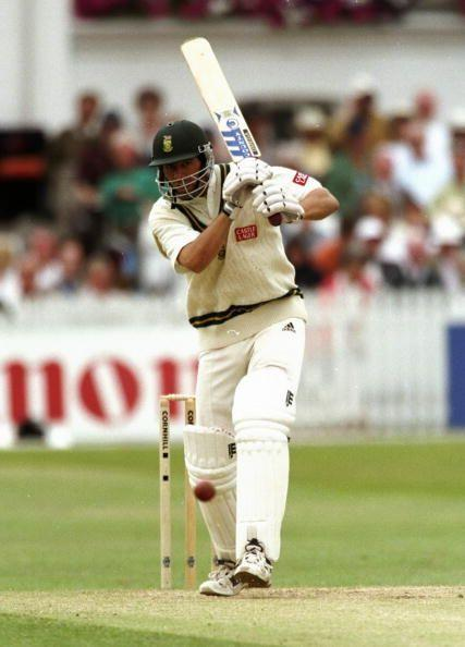 Hansie Cronje of South Africa