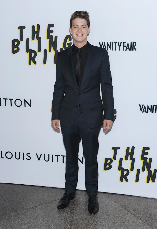 "Premiere of A24's ""The Bling Ring"" - Arrivals"