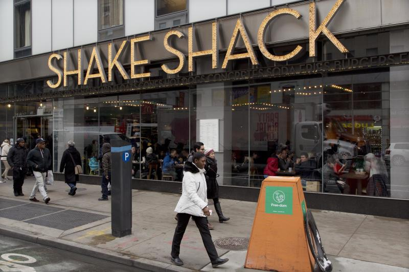 Shake Shack (SHAK) Stock Declines Despite Q1 Earnings Beat