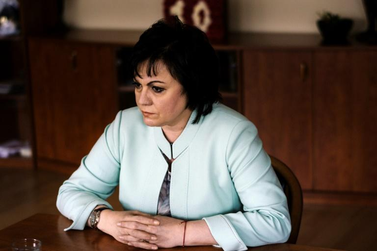 Kornelia Ninova, 48, has energised the  Bulgarian Socialist Party base since becoming its first female leader last year