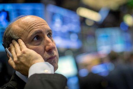 Wall St higher as energy stocks gain, but North Korea weighs