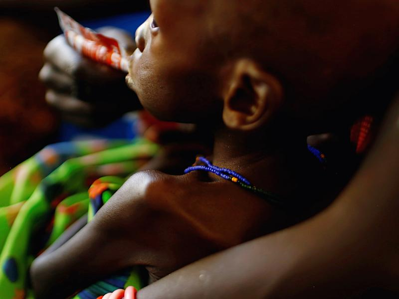 Millions of people are at risk of starvation in South Sudan: Reuters