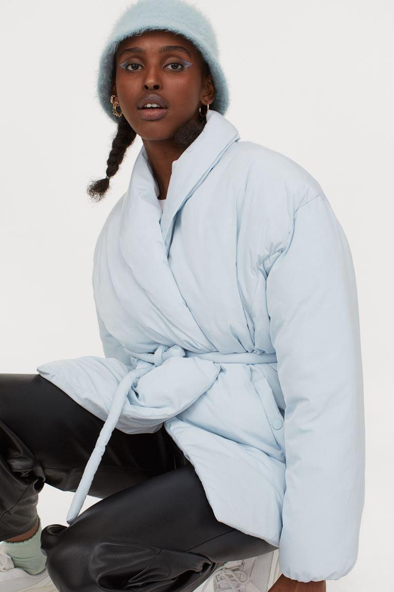<p>This <span>Padded Jacket</span> ($50) feels almost like you never left your bed.</p>
