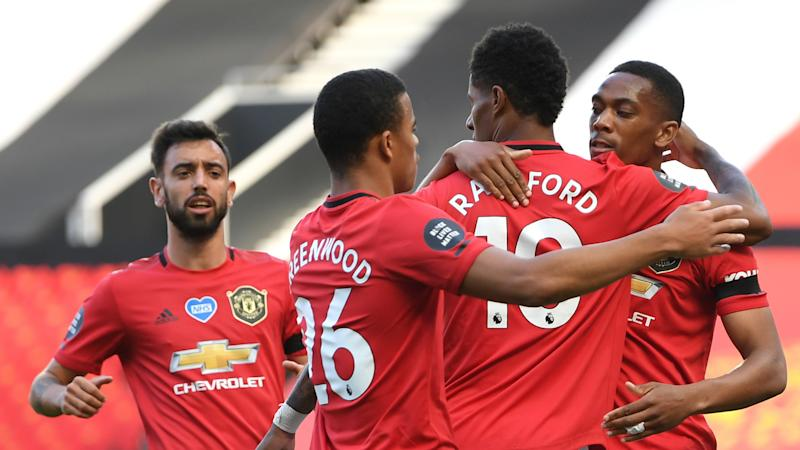 Solskjaer unwilling to compare 'specialist finisher' Greenwood with Rooney and Ronaldo