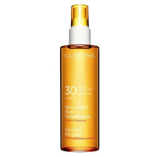 Clarins Sun Care Oil Spray High Protection UVB 30 UVA HK$250/150ml